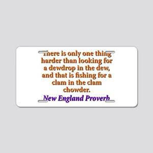 There Is Only One Thing Harder - New England Alumi