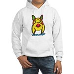 Funky Frenchie Hooded Sweatshirt
