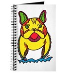 Funky Frenchie Journal