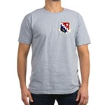 66th ABW Men's Fitted T-Shirt (dark)
