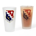 66th ABW Drinking Glass