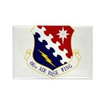 66th ABW Rectangle Magnet (100 pack)