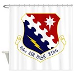 66th ABW Shower Curtain