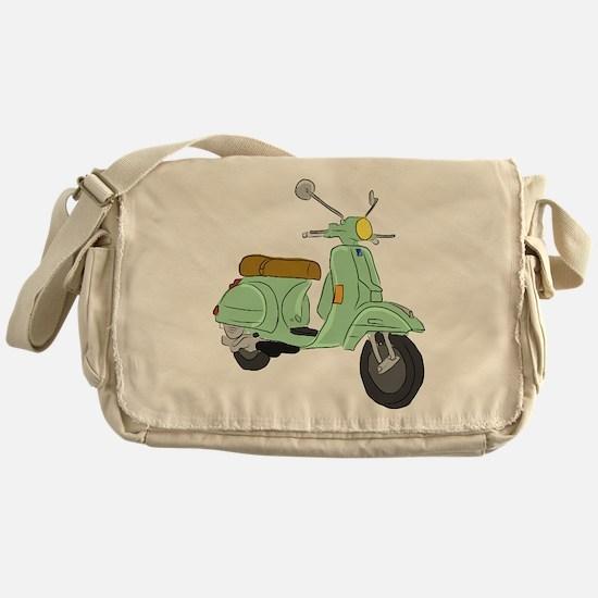 Vespa PX Sketch Messenger Bag