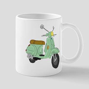 Vespa PX Sketch Mugs