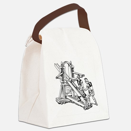 Ballista Canvas Lunch Bag