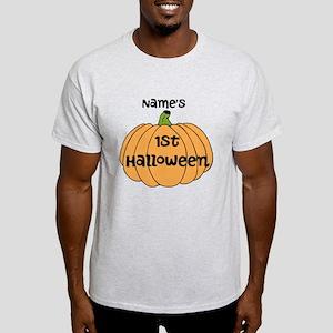 Custom 1st Halloween Light T-Shirt