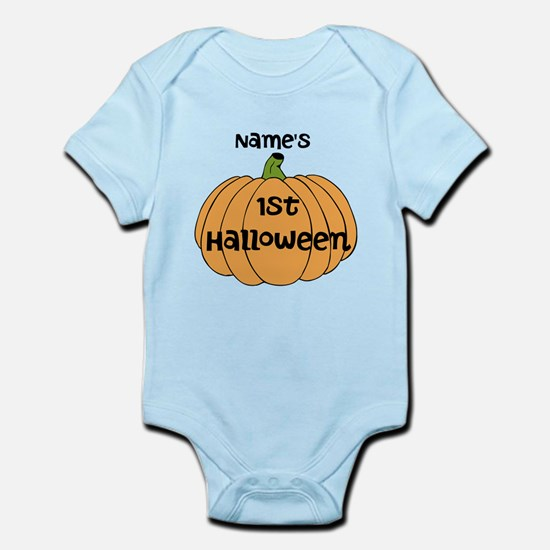 Custom 1st Halloween Infant Bodysuit