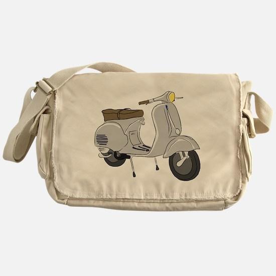 Vespa GS Sketch Messenger Bag
