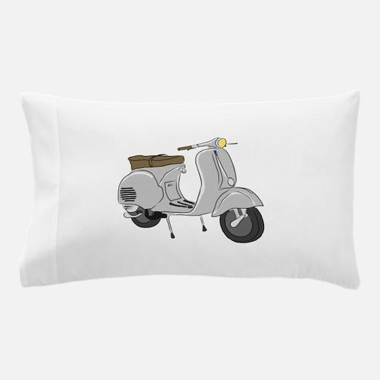 Vespa GS Sketch Pillow Case