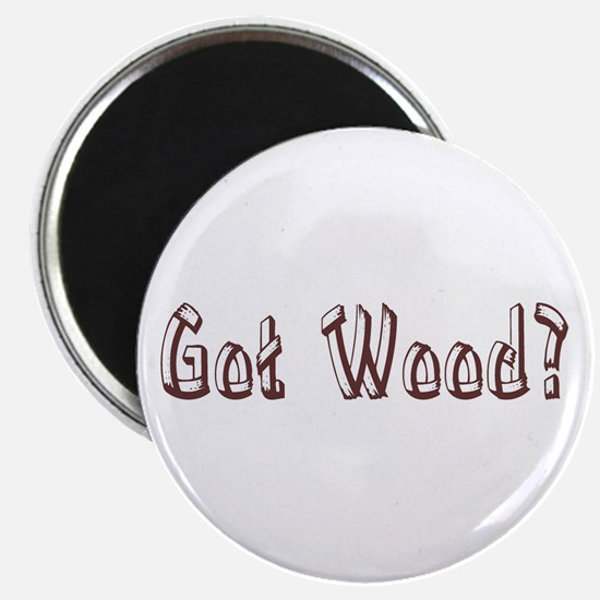 Got Wood? Magnet