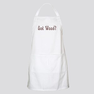 Got Wood? BBQ Apron