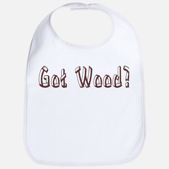 Got Wood? Bib