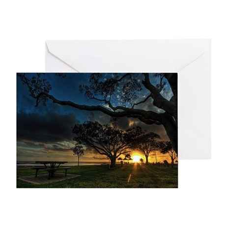 Amazing View Greeting Card