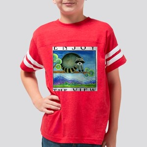 RACOONVIEW 10X10 Youth Football Shirt
