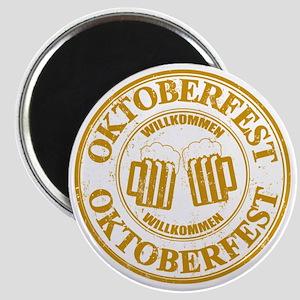 Oktoberfest Seal Magnet