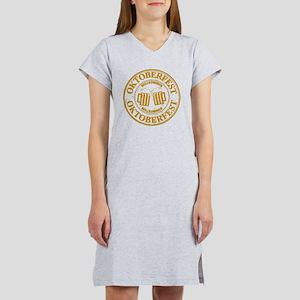 Oktoberfest Seal Women's Nightshirt