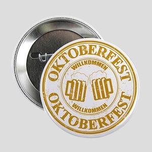 """Oktoberfest Seal 2.25"""" Button"""