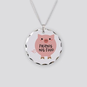 friends not food Necklace