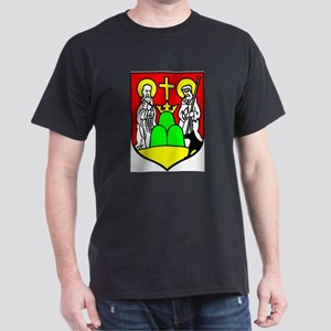 Suwalki Crest Dark T-Shirt