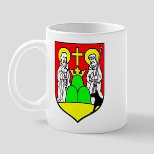 Suwalki Crest Mug