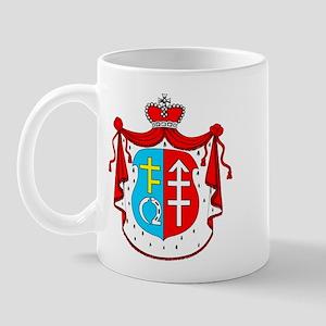 Siemiatycze Crest Mug