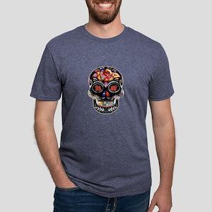 SUGAR DADDY Mens Tri-blend T-Shirt