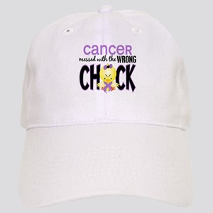 Cancer Messed With Wrong Chick Cap