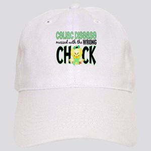 Celiac Disease Messed With Wrong Chick Cap