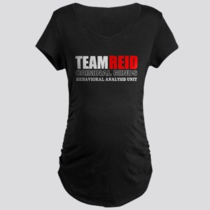 Team Reid Maternity T-Shirt