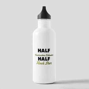 Half Construction Estimator Half Rock Star Water B