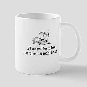 Lunch Lady Mug