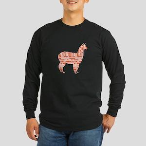 PATTERNS TRUE Long Sleeve T-Shirt
