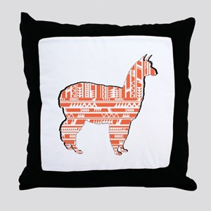 PATTERNS TRUE Throw Pillow
