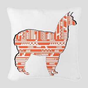 PATTERNS TRUE Woven Throw Pillow
