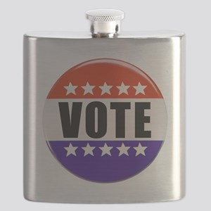Vote Button Flask