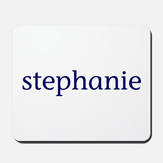 Stephanie Mousepad