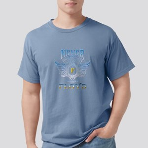 never underestimate the Mens Comfort Colors Shirt