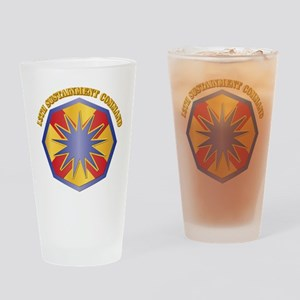 SSI - 13th Sustainment Command with Text Drinking
