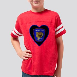 199th-RAC-2-Heart-neckless Youth Football Shirt