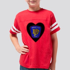 199th-RAC-Heart-neckless Youth Football Shirt