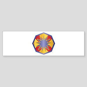 SSI - 13th Sustainment Command Sticker (Bumper)