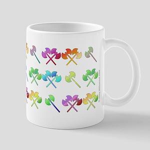 Labyris in Pairs & Singles Mug - white