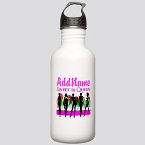 16TH NYC CHICK Stainless Water Bottle 1.0L