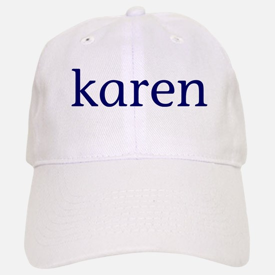 Karen Baseball Baseball Cap