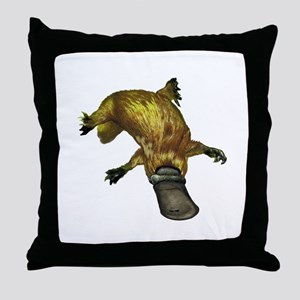 PLAY NATURED Throw Pillow