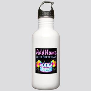 SUPER SWEET 16 Stainless Water Bottle 1.0L