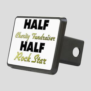 Half Charity Fundraiser Half Rock Star Hitch Cover