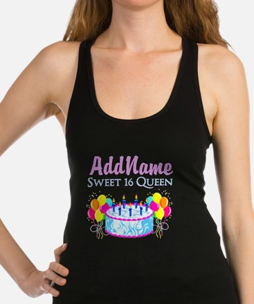 AWESOME 16TH Racerback Tank Top