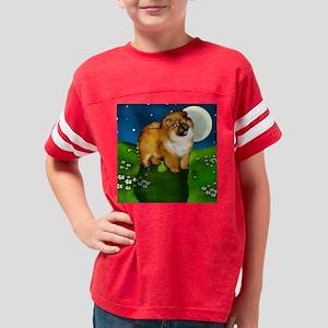 cc moon Youth Football Shirt